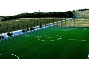 6yard football field amman