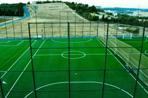 6yard football field amman 2