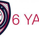 6 Yard Logo