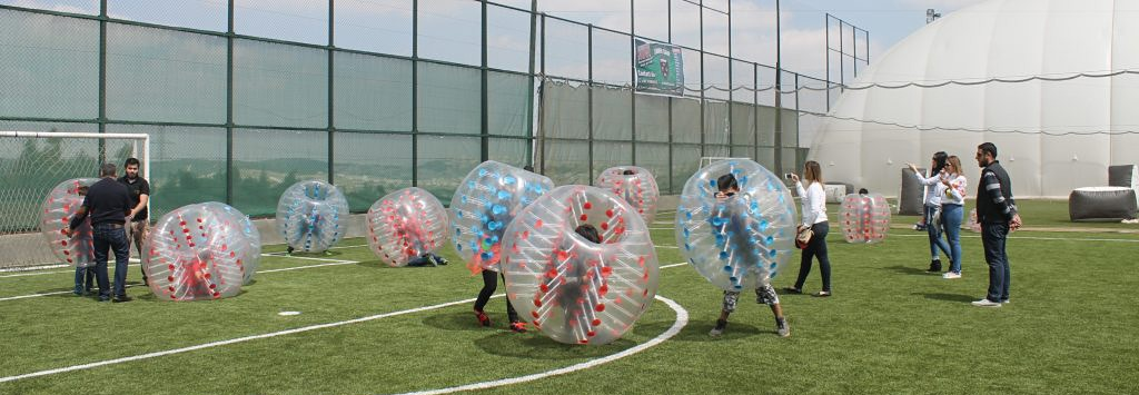 6 Yard Football Facilities