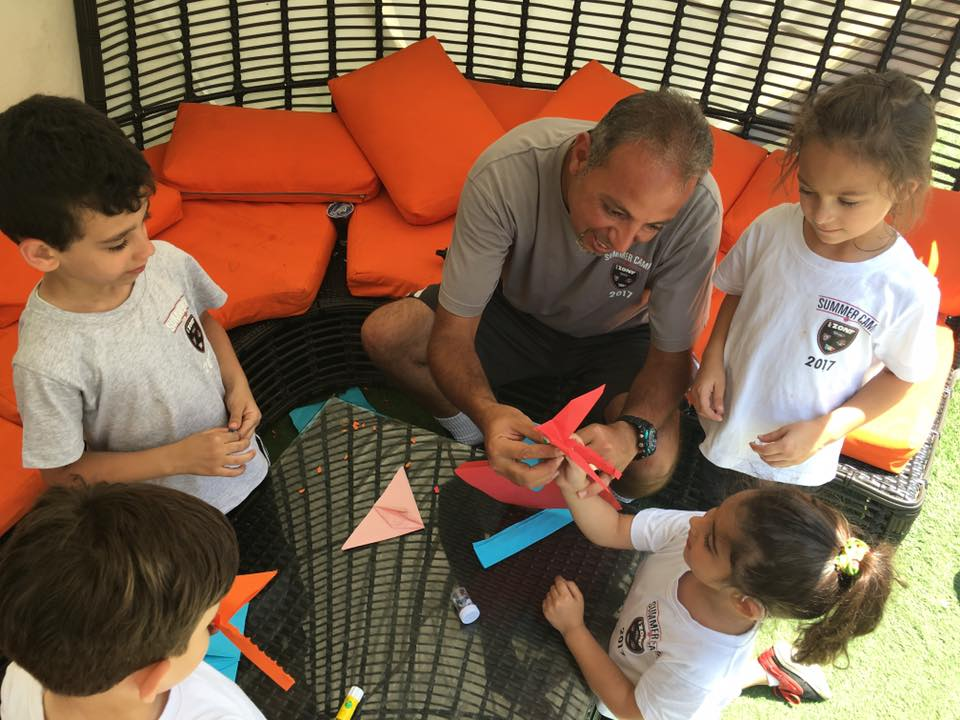The best summer camp in Amman, Jordan