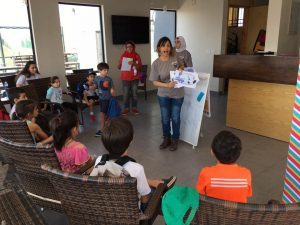 The best Summer camp in Amman
