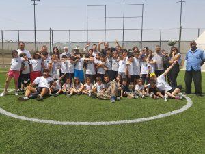 The best summer camp in Jordan