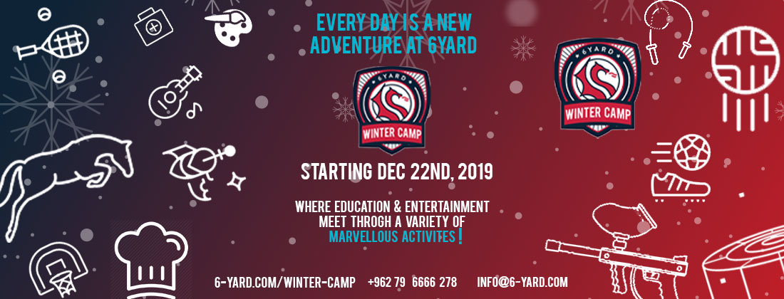best winter camp in Jordan