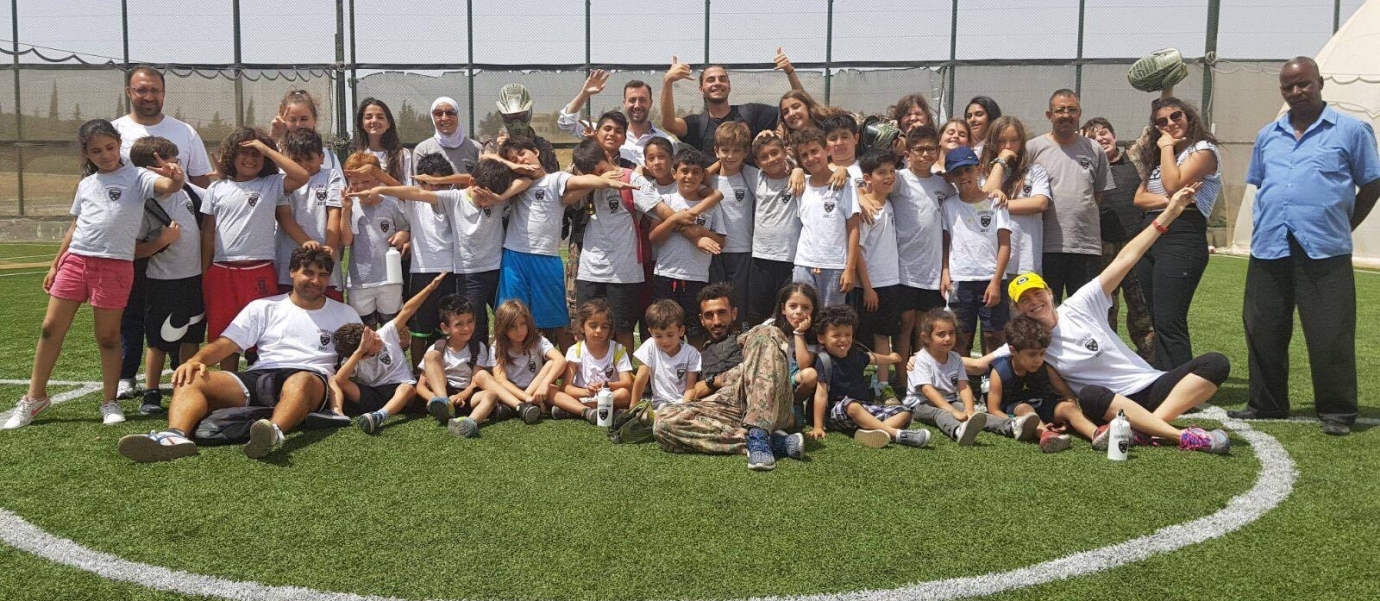 The best summer camp in Jordan